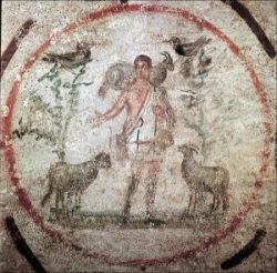 Thumbnail for the post titled: E' Domenica (3-05-2020) IV domenica di Pasqua