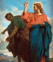 Thumbnail for the post titled: E' domenica (21-02-2021) – Ia domenica di Quaresima anno b