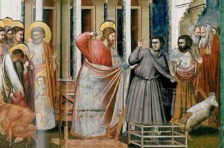 Thumbnail for the post titled: E' Domenica (7-03-2021) – III domenica di Quaresima anno b