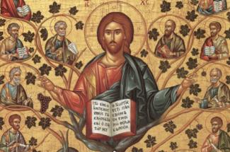 Thumbnail for the post titled: E' Domenica (2-05-2021) – V Domenica di Pasqua anno b