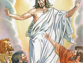Thumbnail for the post titled: E' Domenica (16-05-2021) – Ascensione del Signore anno b