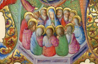 Thumbnail for the post titled: E' Domenica (23-05-2021) – Pentecoste anno b