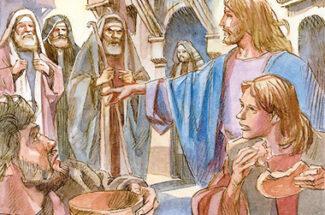 XXII domenica del t.o. anno b - clicca sopra per leggere la parola di Dio
